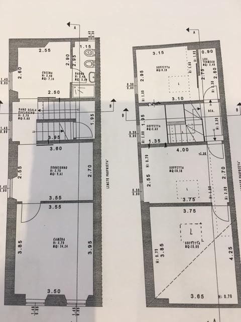 Appartamento bilocale con mansarda arredato immobiliare for Contratto locazione immobile arredato